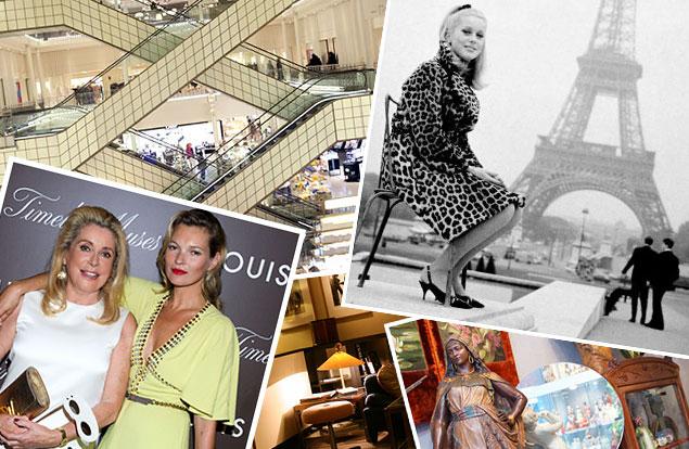 По следам Катрин Денев в Париже: любимые места