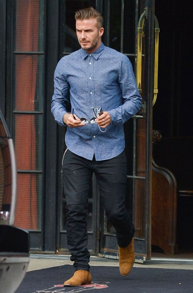 Soccer-star-David-Beckham