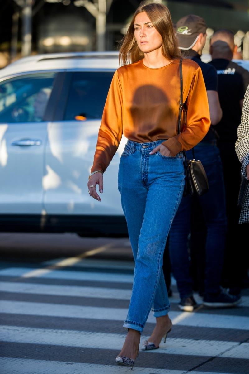 что носить летом: джинсы