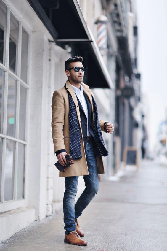 5 обязательных предметов мужского осеннего гардероба
