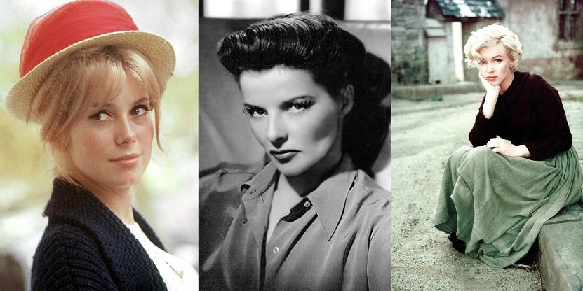 Знаменитые женщины по типажам Кибби