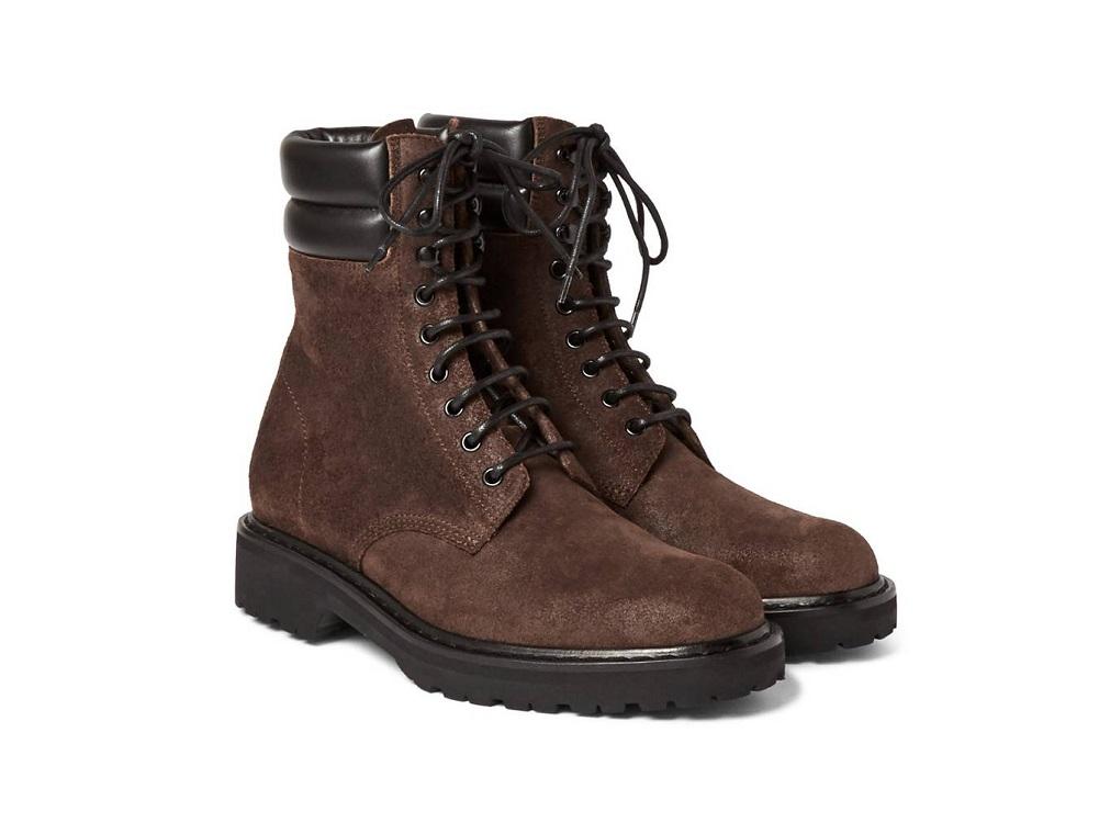 мужская зимняя обувь 2018 - ботинки на шнурках