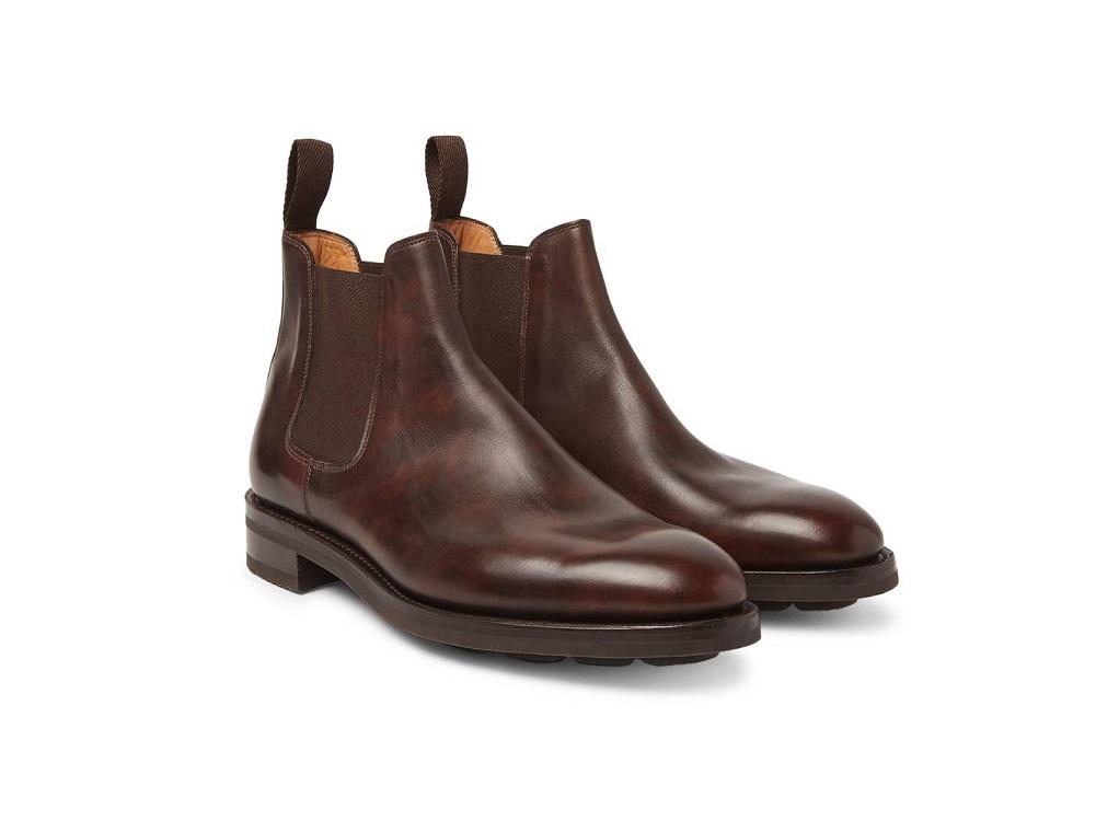 мужская зимняя обувь 2018 - челси