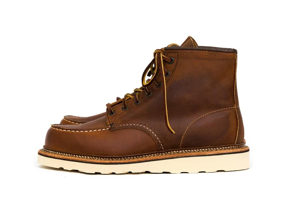 мужская зимняя обувь 2018 - moc toe