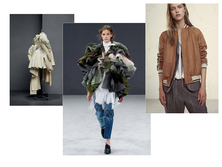 современная мода: стиль фьюжн