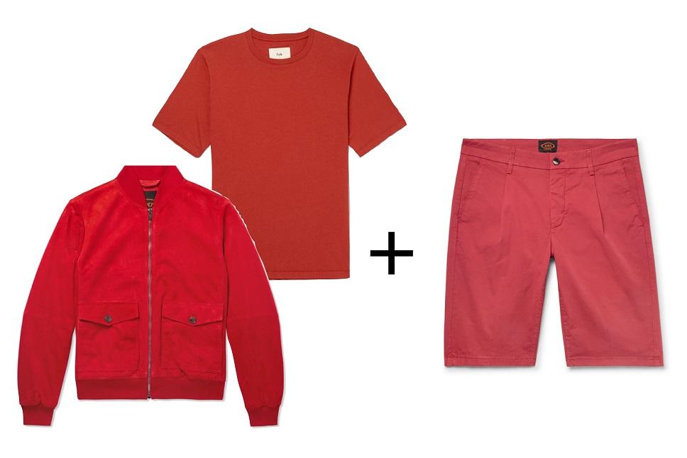 Что носить летом: 5 сочетаний для мужского гардероба