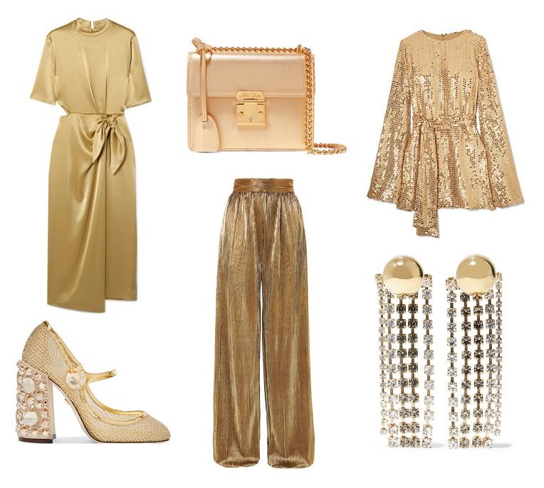 В чем встречать Новый год: модные идеи в главных цветах сезона