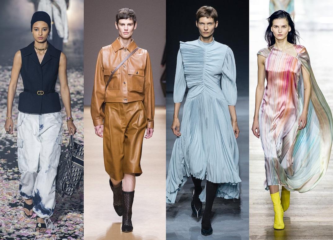 Модная весна 2019: силуэты, принты и фактуры