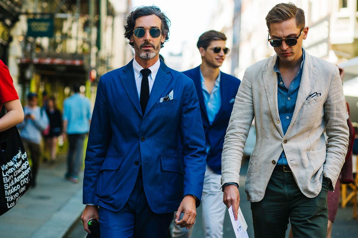5 идей для летнего мужского стиля 2019