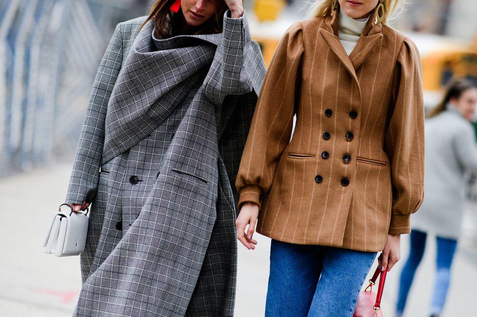 10 модных пальто для всех типажей