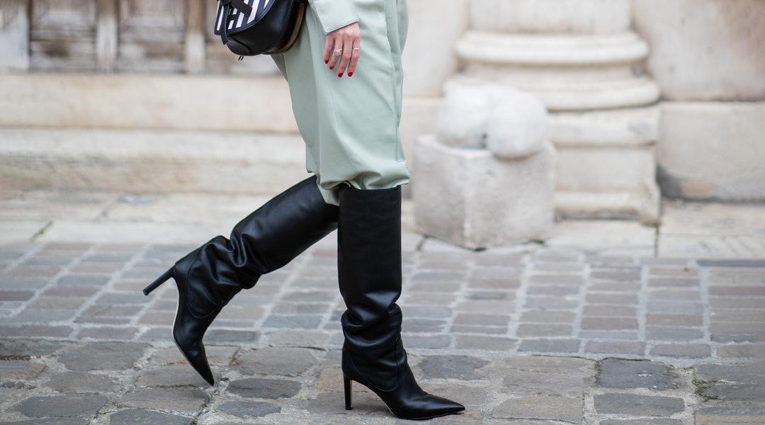 Топ-5 пар обуви для стильной зимы