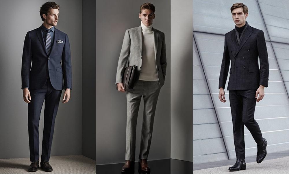 Чеклист: 5 мужских костюмов, которые должны быть в гардеробе