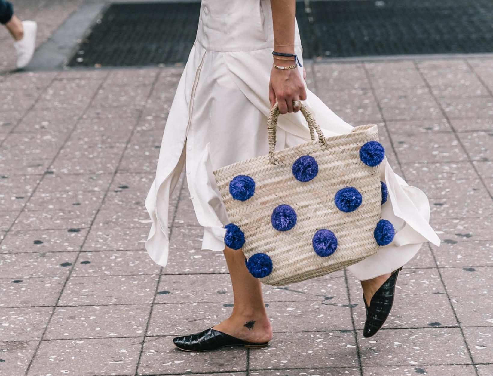 6 вещей из рафии для летнего гардероба 2020