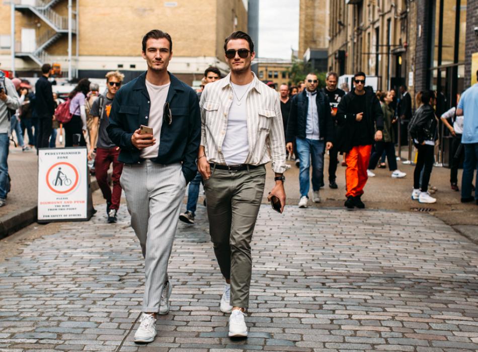 Мужской стиль 2020: как носить летние тренды осенью