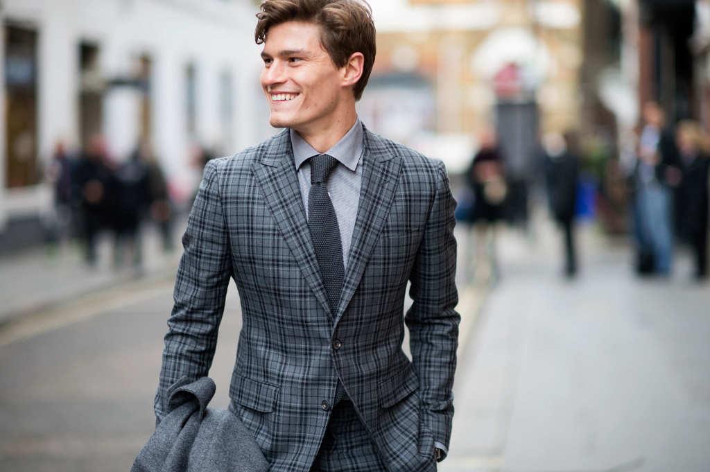 Мужской костюм: как носить его элементы по отдельности