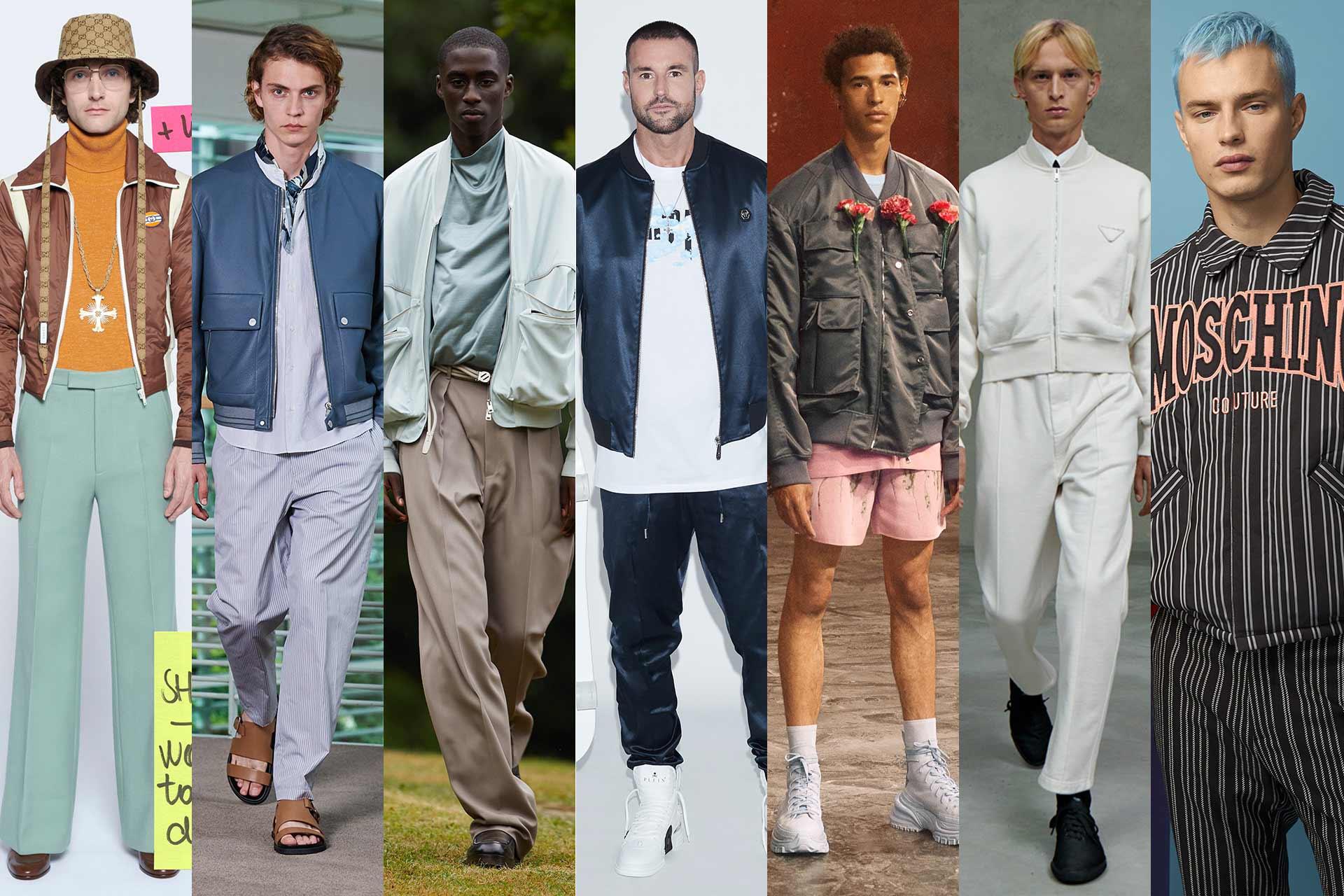 Мужской стиль: главные тренды весны 2021