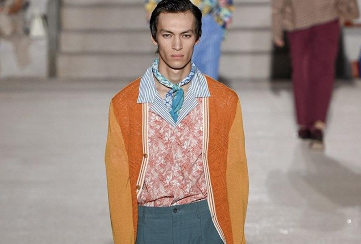 Модные цвета весны 2021 для мужского гардероба