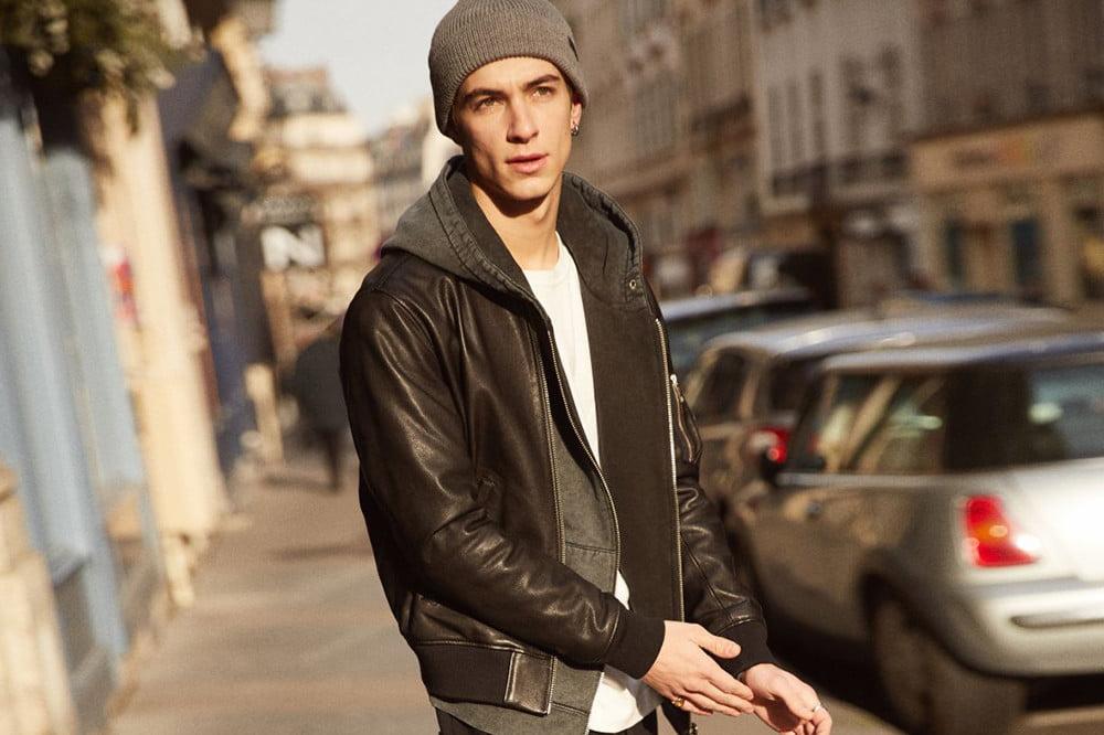 Мужской стиль: как выбрать кожаную куртку для своего типажа Кибби