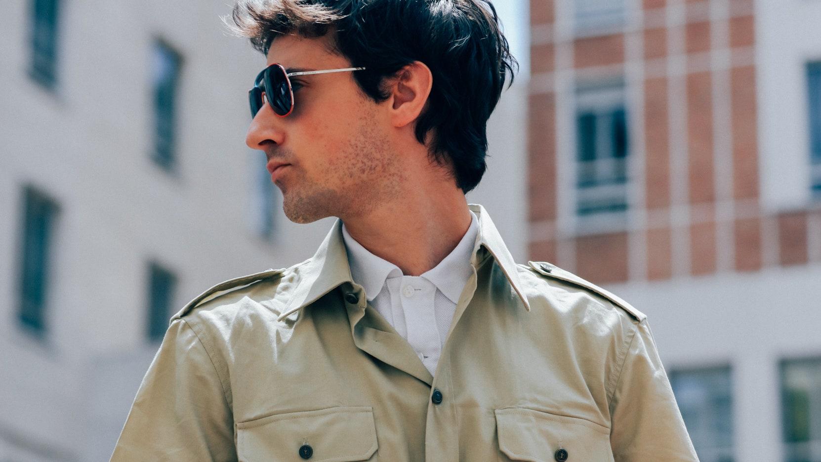 Мужской стиль милитари: главные модные вещи весны 2021