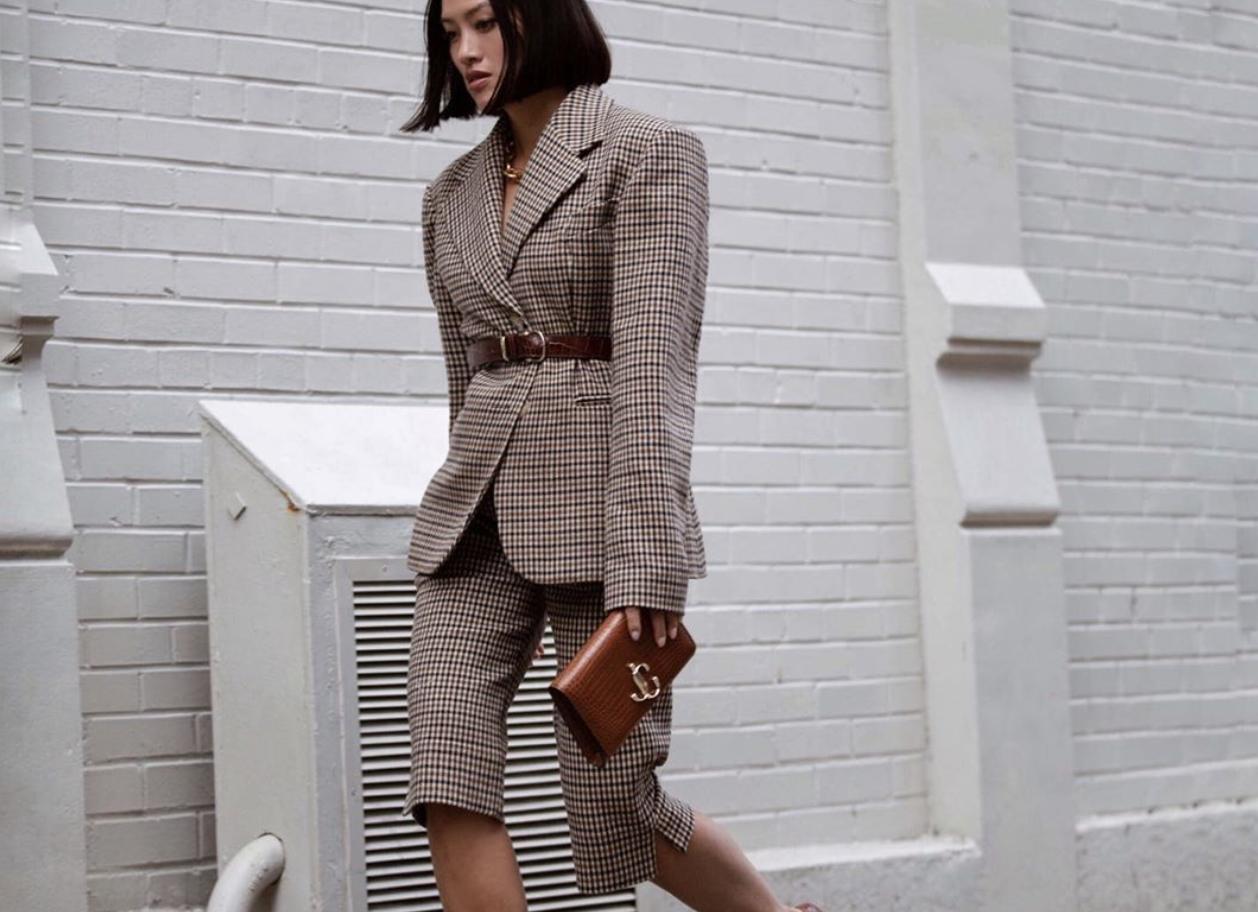Самые модные шорты лета 2021: как их носить даже в офис