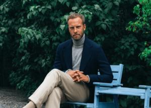Андреас Вейнас: мужской стиль для классического типажа Кибби
